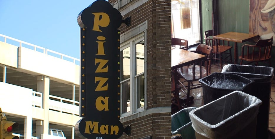 Pizza Man strike over plumbing issues affecting Henry's