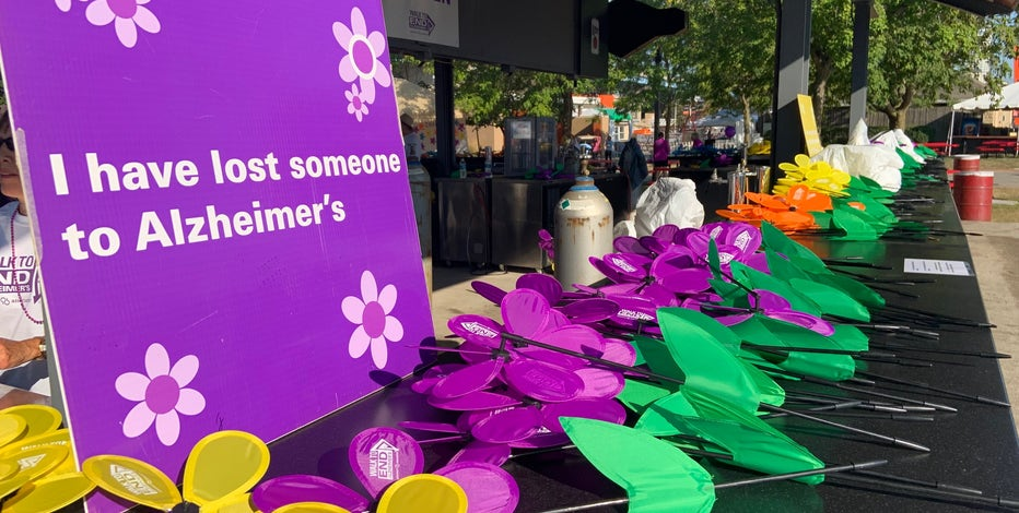 Milwaukee Walk to End Alzheimer's aims for a cure