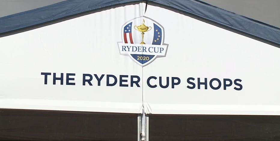 Ryder Cup in Sheboygan sold out, shops open to public before it
