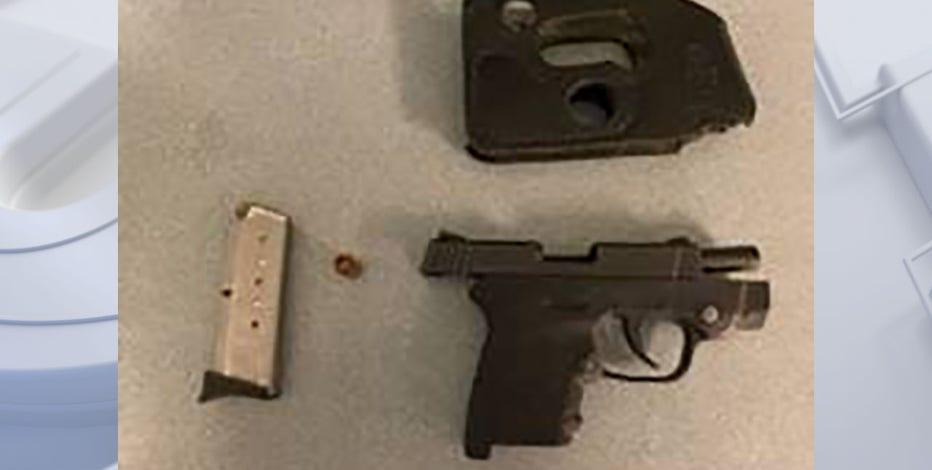 Gun stopped at Milwaukee airport, Kenosha resident cited: TSA