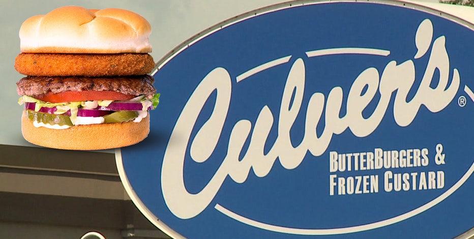 Say cheese! Culver's 'CurderBurger' is no joke