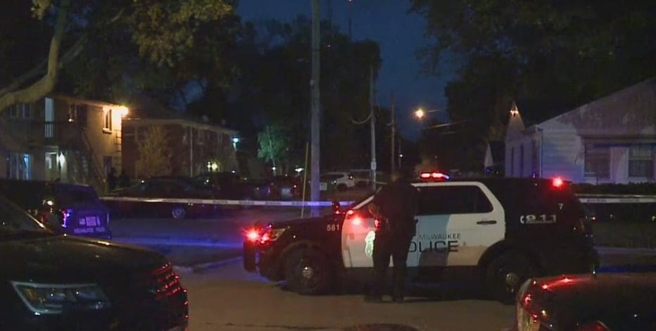 2 shootings in Milwaukee; man, woman wounded