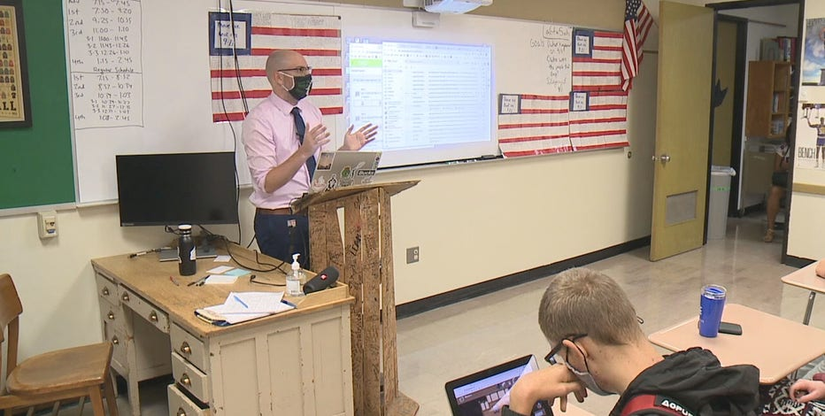 Teaching 9/11: Generation of students taught history of attacks