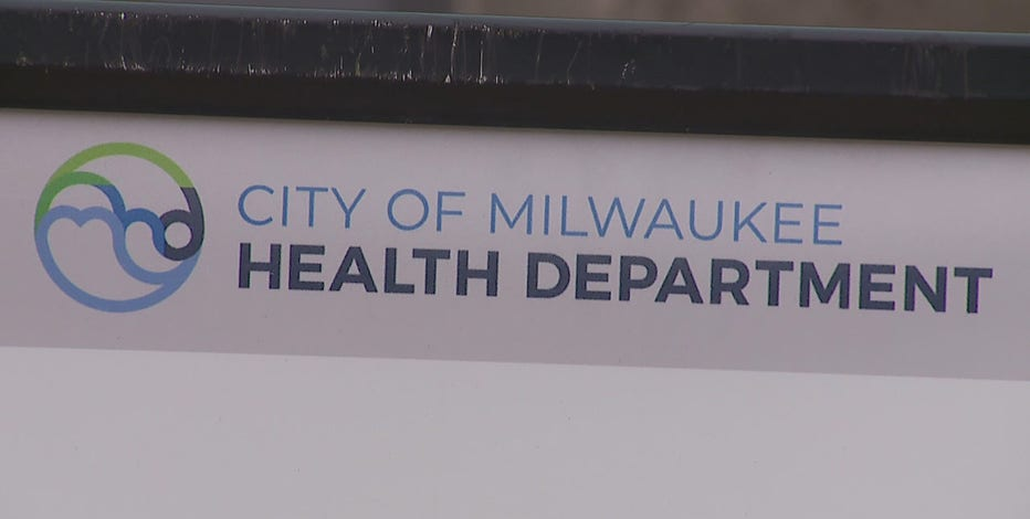 Milwaukee COVID test drive-thru opening on St. Paul