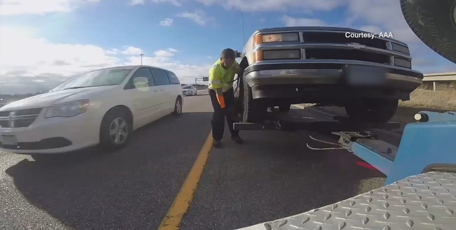 Wisconsin roadside responder safety bill on to Senate