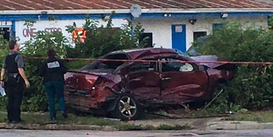 Milwaukee woman killed in crash near Teutonia & Bobolink