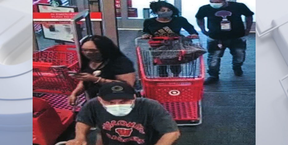 Menomonee Falls Target theft: Police seek help to ID suspects