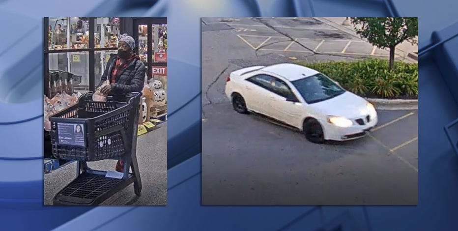 Police seek ID of Brookfield retail theft suspects