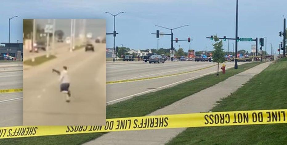Shooting near Franklin Walmart, 1 dead