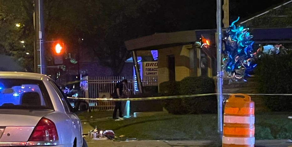 5 shot, wounded by gunfire during vigil for Milwaukee teen