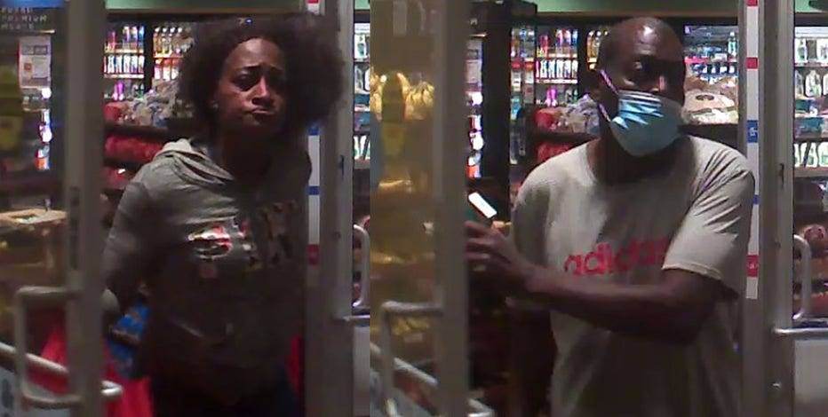 2 wanted in Butler Kwik Trip theft: police