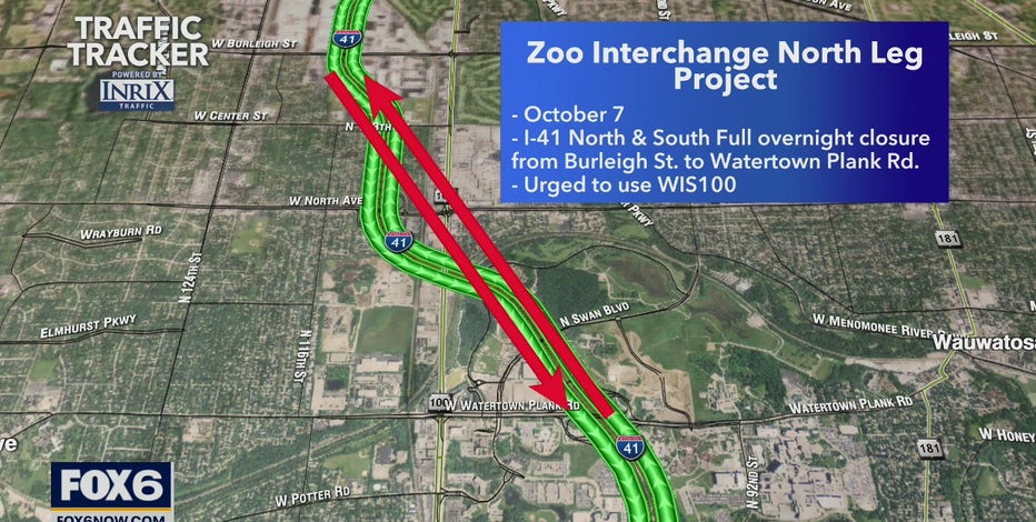 Construction update: Changes that could impact your commute