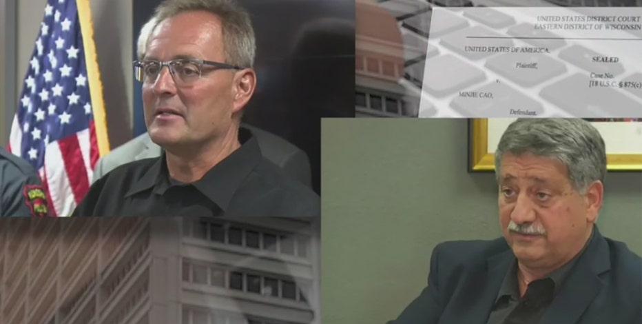 Georgia man threatened Kenosha mayor, others, indictment alleges