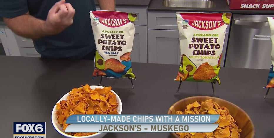 Like chips? Wisconsin-based brand has flavors you've never experienced