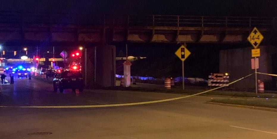 Crash on North Avenue in Wauwatosa, medical examiner called to the scene