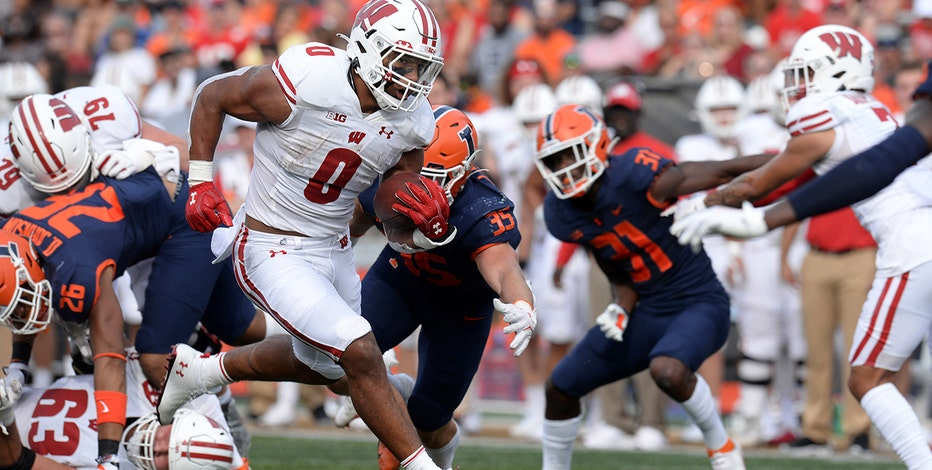 Badgers shut out Fighting Illini in Champaign