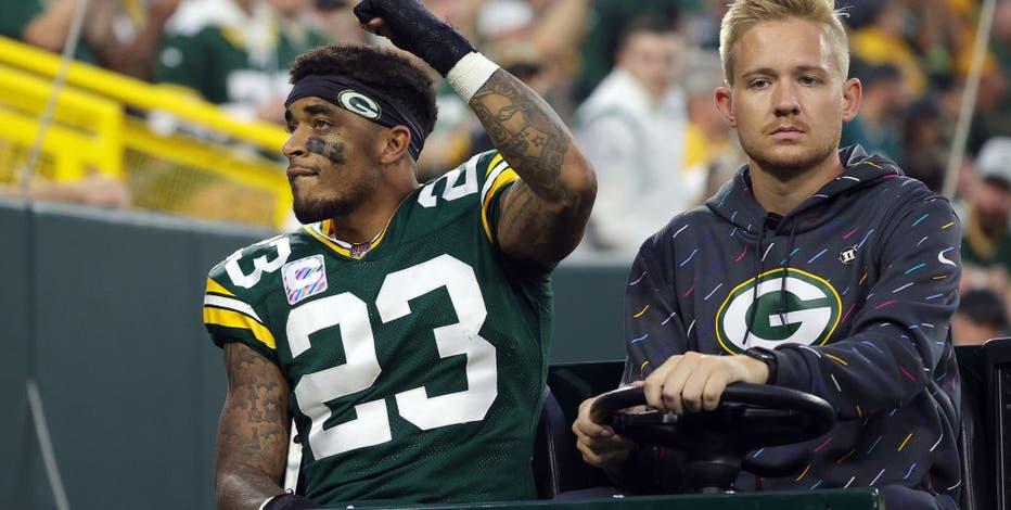 Packers hopeful Jaire Alexander can avoid season-ending surgery