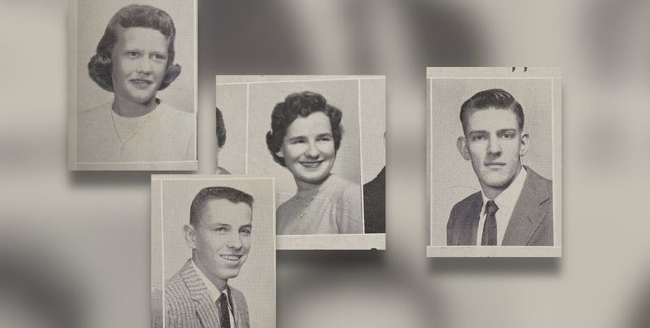 Pius XI graduates from 1959 visit alma mater: 'Best years of my life'