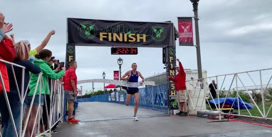 Lakefront Marathon's 40th year running through Milwaukee