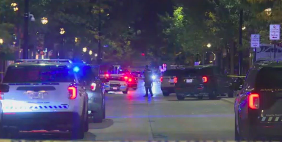 Madison officer shot in suspect pursuit on State Street