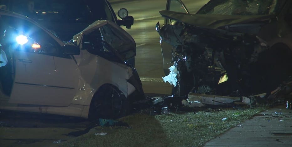Teen killed in Milwaukee stolen car crash, 100+ mph seconds before