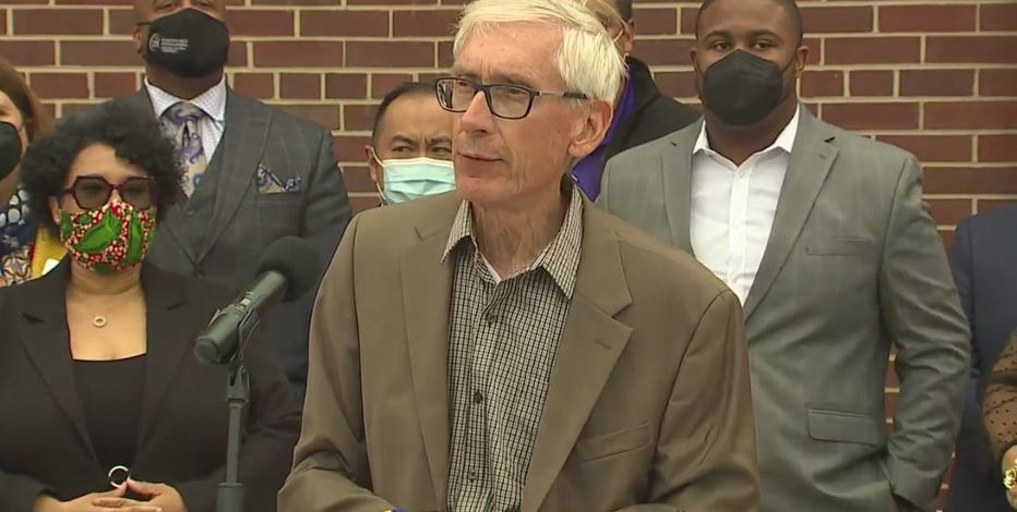 Evers visits Milwaukee's Dominican Center, announces grant programs