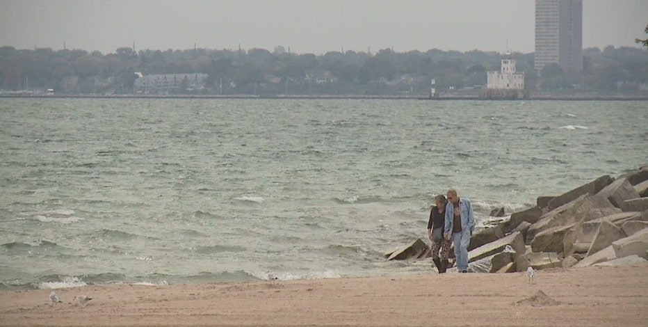 Milwaukee County lakefront beach surveillance system proposed