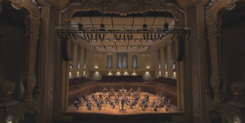 Milwaukee Symphony Orchestra welcomes full crowd, renovated venue