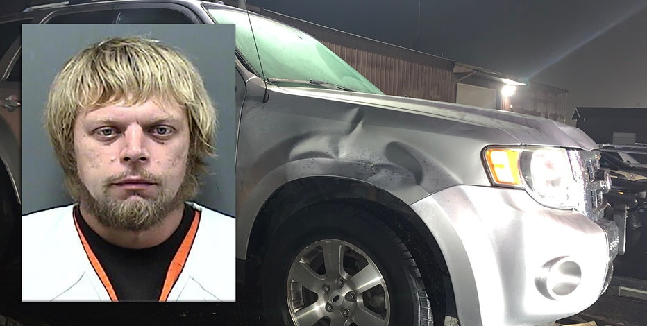 Yorkville hit-and-run crash: Union Grove man accused