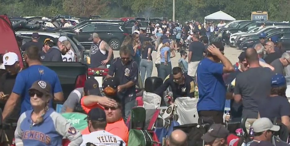 Playoff tailgating meets tradition ahead of NLDS