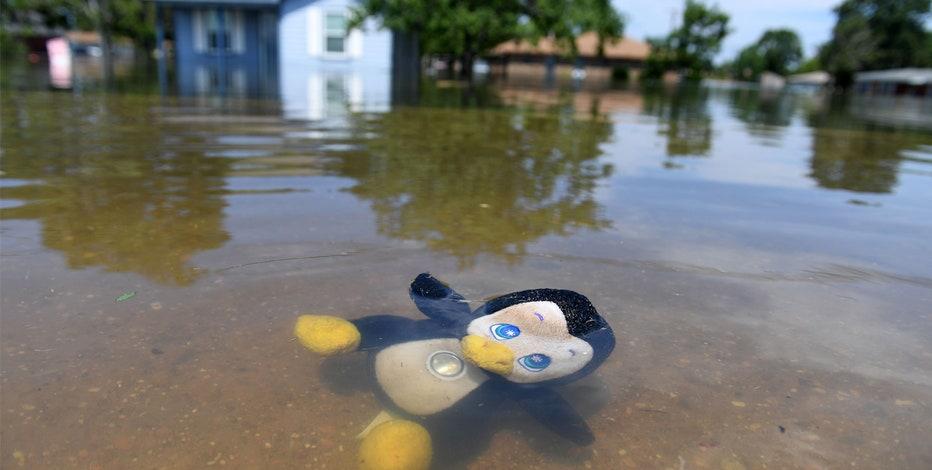 'It's bad': Imelda soaks east Texas