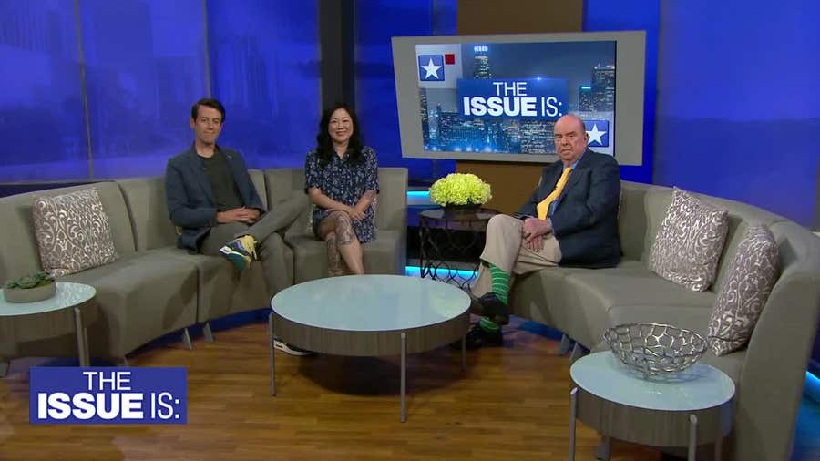 The Issue Is: Democratic Debate with Margaret Cho, Ben Lyons & Bob Shrum