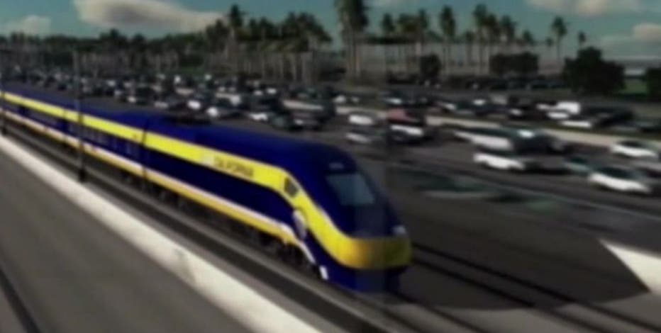 California's bullet train completion date pushed back until April 2025, report says