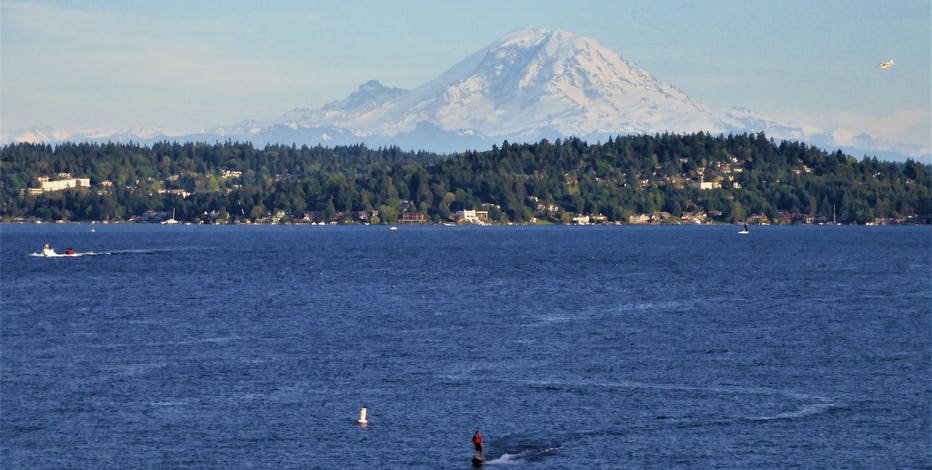 Summer flip-flop: Seattle ends up with more 100° days than Houston