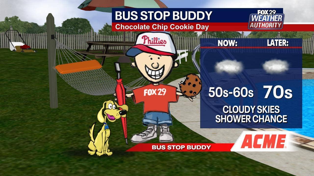 Bus Stop Buddy