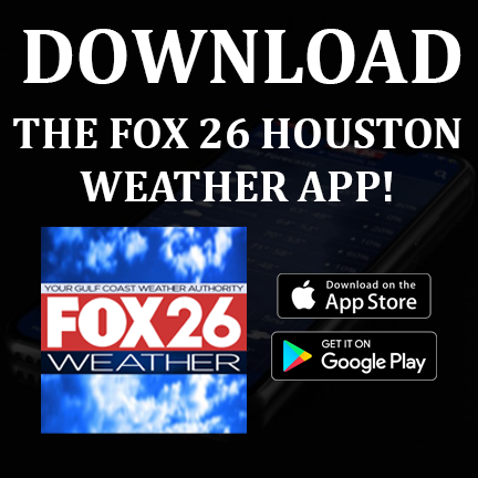 Download the FOX 26 Houston Weather App