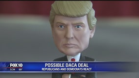 Valley republicans and democrats react to possible DACA deal