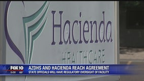 Hacienda Healthcare now under stricter oversight as voluntary deal is reached