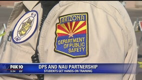 DPS encourages students to pursue career in law enforcement