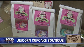 Made in Arizona: Cupcakes with a sparkly twist