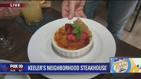 Cory's Corner: Keeler's Neighborhood Steakhouse