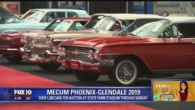 Olmost the Weekend: Mecum Auctions Car and Motorcycle Auction in Glendale