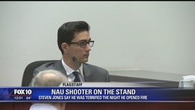 Defendant in Northern Arizona Univ. shooting back on stand