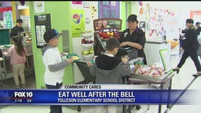 Eat Well After the Bell