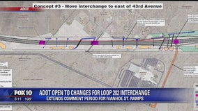 ADOT open to changes for South Mountain Freeway interchange