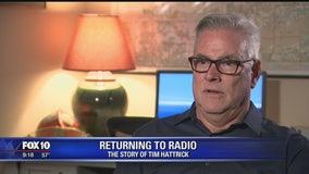 SECOND CHANCE: Legendary radio host returns to the airwaves