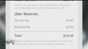 Hidden Uber costs?