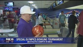 Special Olympics athletes go for the gold in Mesa