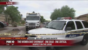 Police: 1 dead, another critically injured in shooting