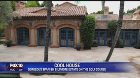 Cool House: Spanish Biltmore estate on the golf course